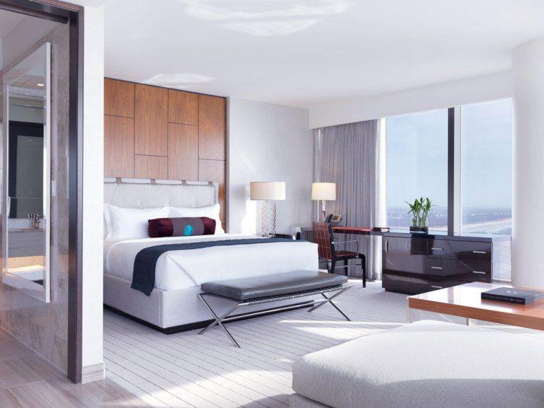 Inside Atlantic City S New Revel Hotel Home Home Decor Bedroom Bedroom Suite