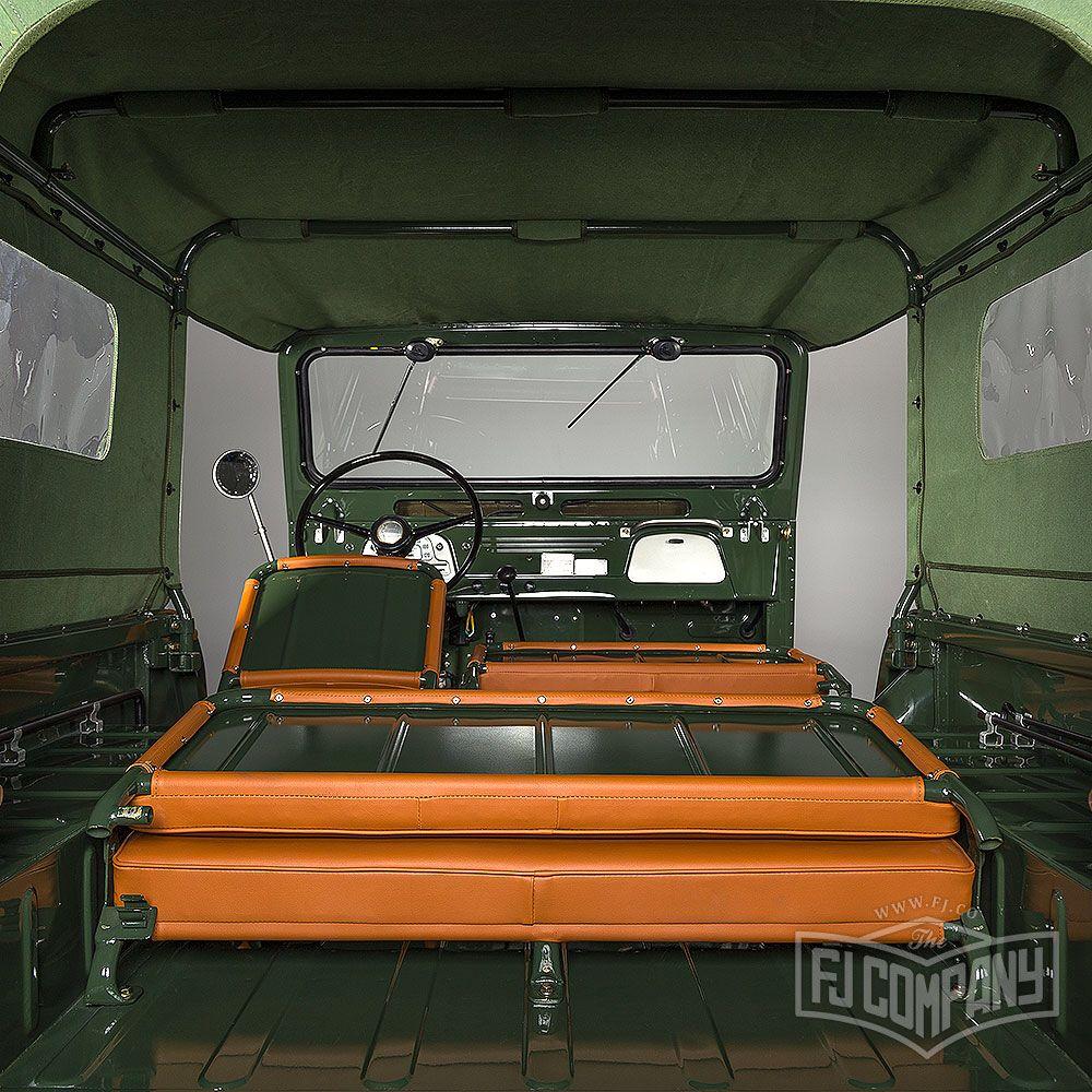 1960 Toyota Landcruiser Fj25 Army Green Photo Studio Hi Res Pictures Available At Www Fj Co Fjco1960armygreen214 Toyota Fj40 Land Cruiser Toyota Land Cruiser