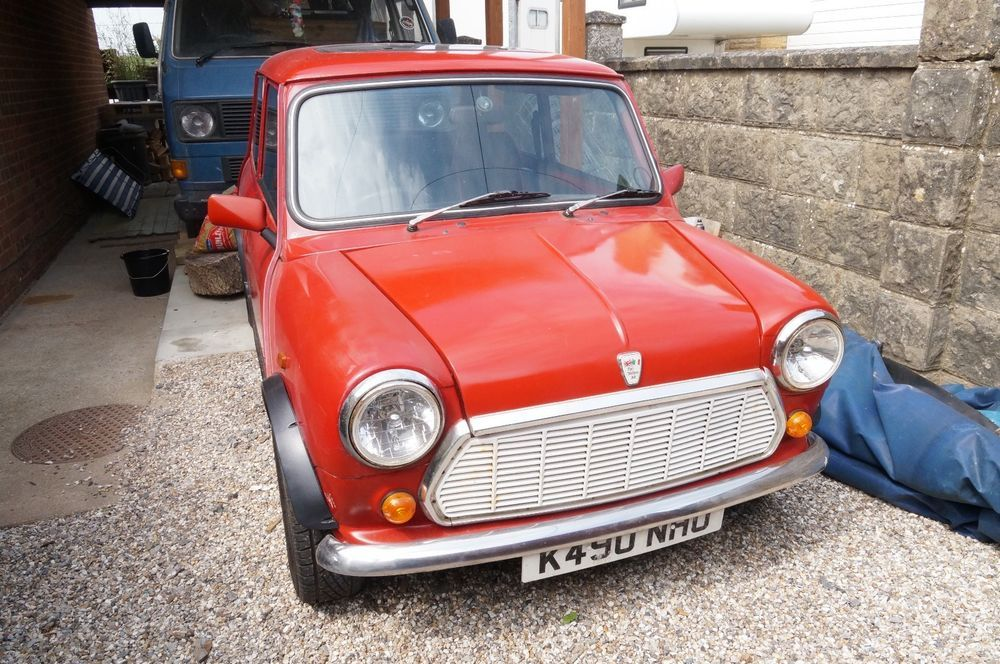 eBay Rover Mini 1.3 Italian Job Limited Edition