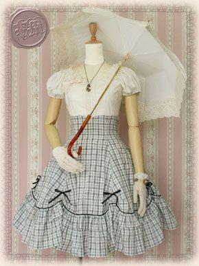 lolita, victorian maiden