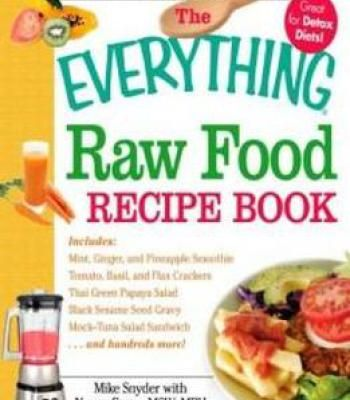 The everything raw food recipe book pdf cookbooks pinterest the everything raw food recipe book pdf forumfinder Gallery