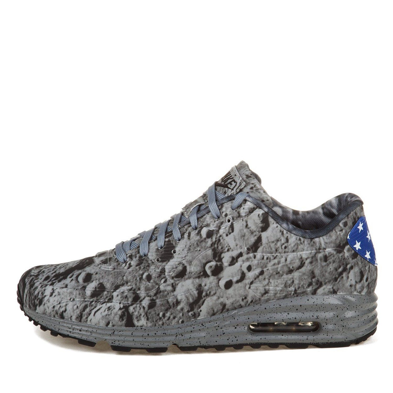 Nike Mens Air Max Lunar90 SP Moon Landing Synthetic Athletic Sneakers