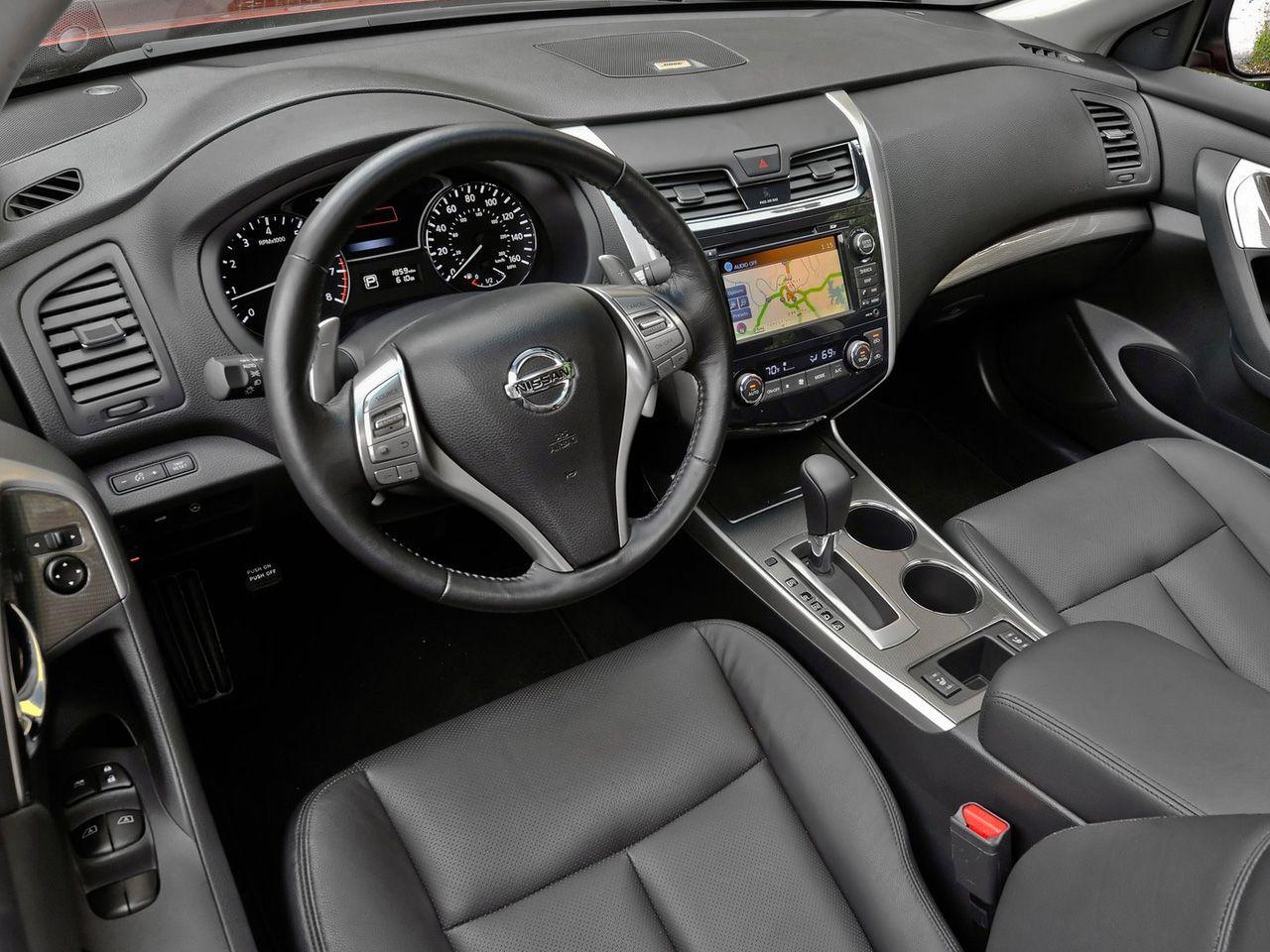 2006 Nissan Murano Interior Black   Google Search