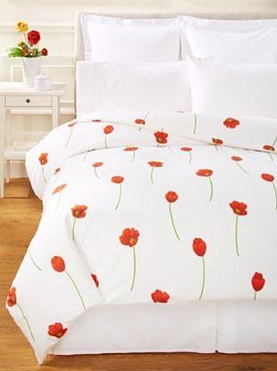 Downtown Poppy Duvet Cover Bed Decor Bed N Breakfast Home