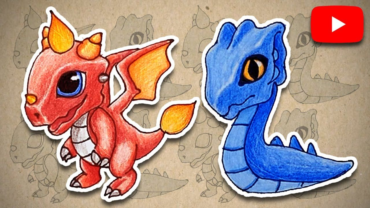 100 Baby Dragon Drawing From Dragon Mania Legends Cute766