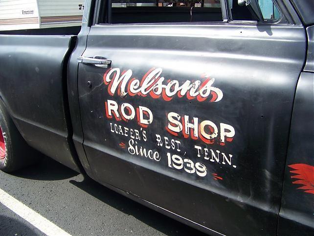 Patina Shop Logo D Rusty Trucks Page 5 The 1947 Present