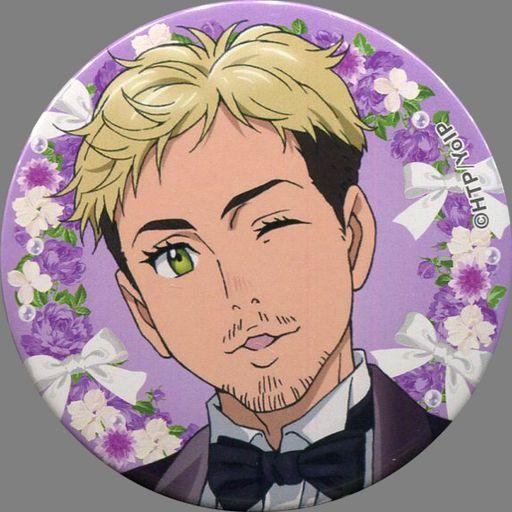 Trading Badge Yuri On Ice Christophe Giacometti Anime Love Anime Yuri