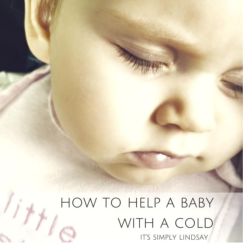 how to clear infant nose congestion