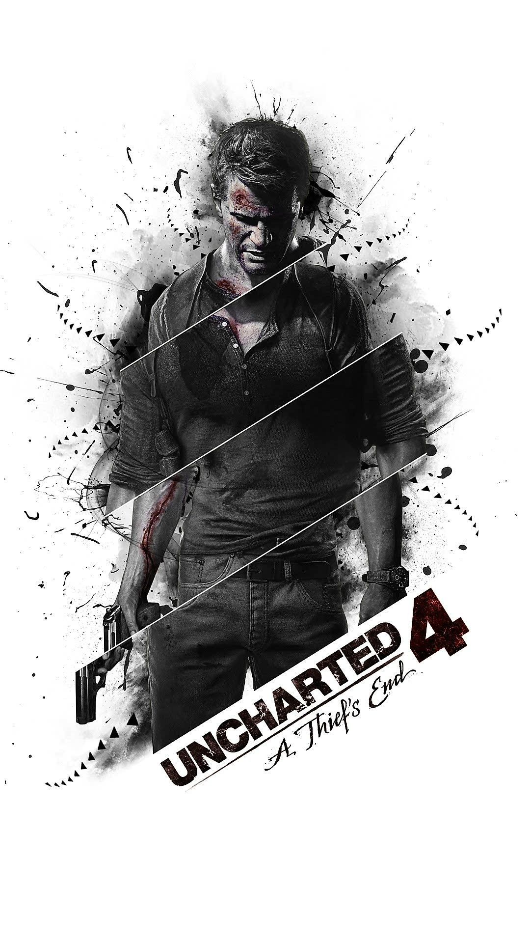 Uncharted 4 Wallpaper Hupages Download Iphone Wallpapers Jogos Ps4 Eletronic Arts Jogos De Video Game