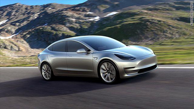 Tesla reveals its $35,000 car for the masses April 01