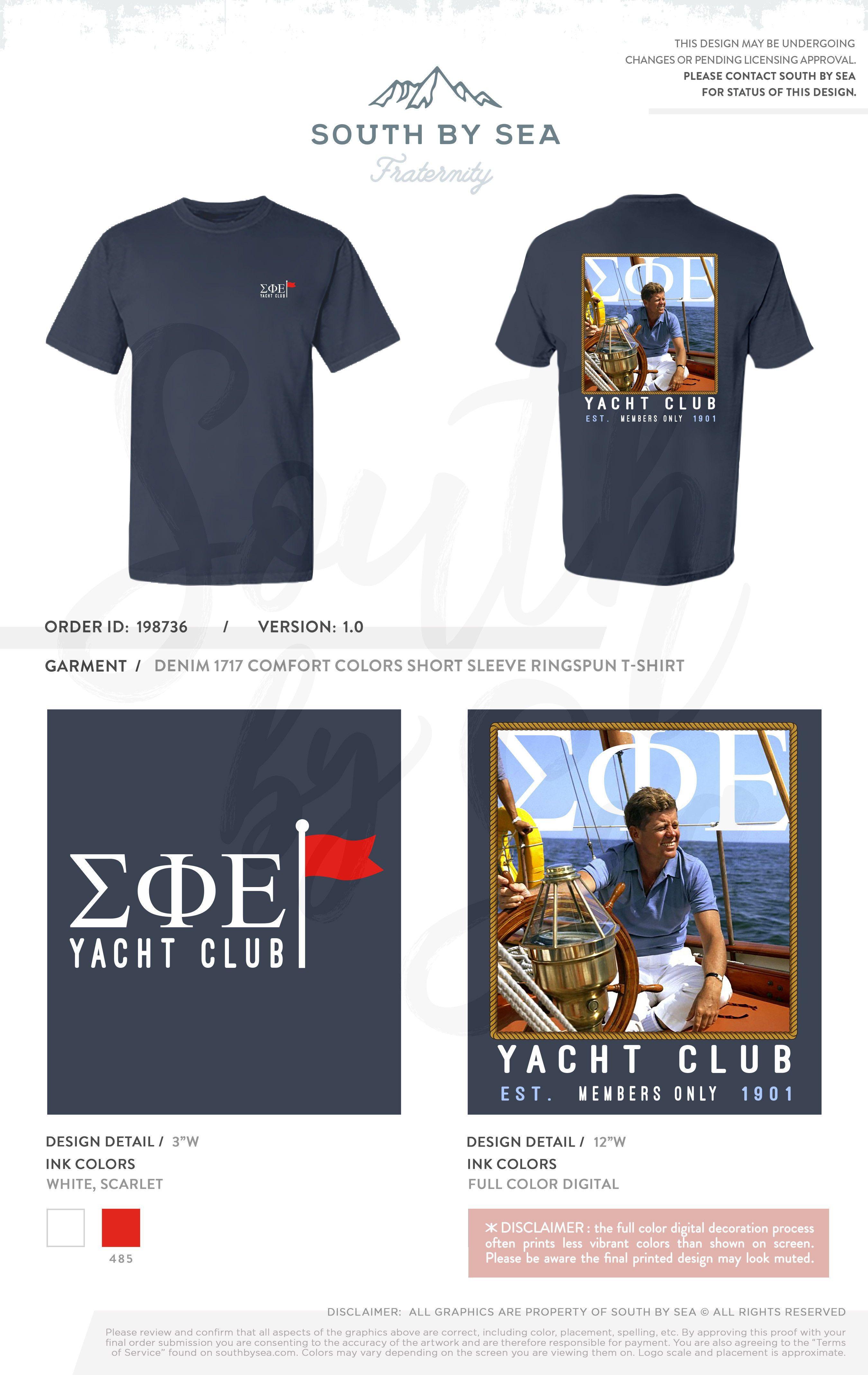 Sigma Phi Epsilon Jfk Yacht Club Fraternity Design South By