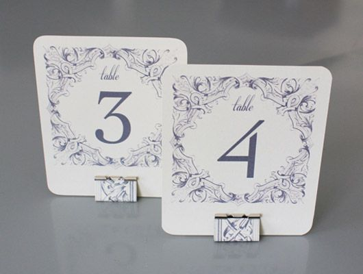 table numbers for wedding reception templates - printable table number templates with matching stands made