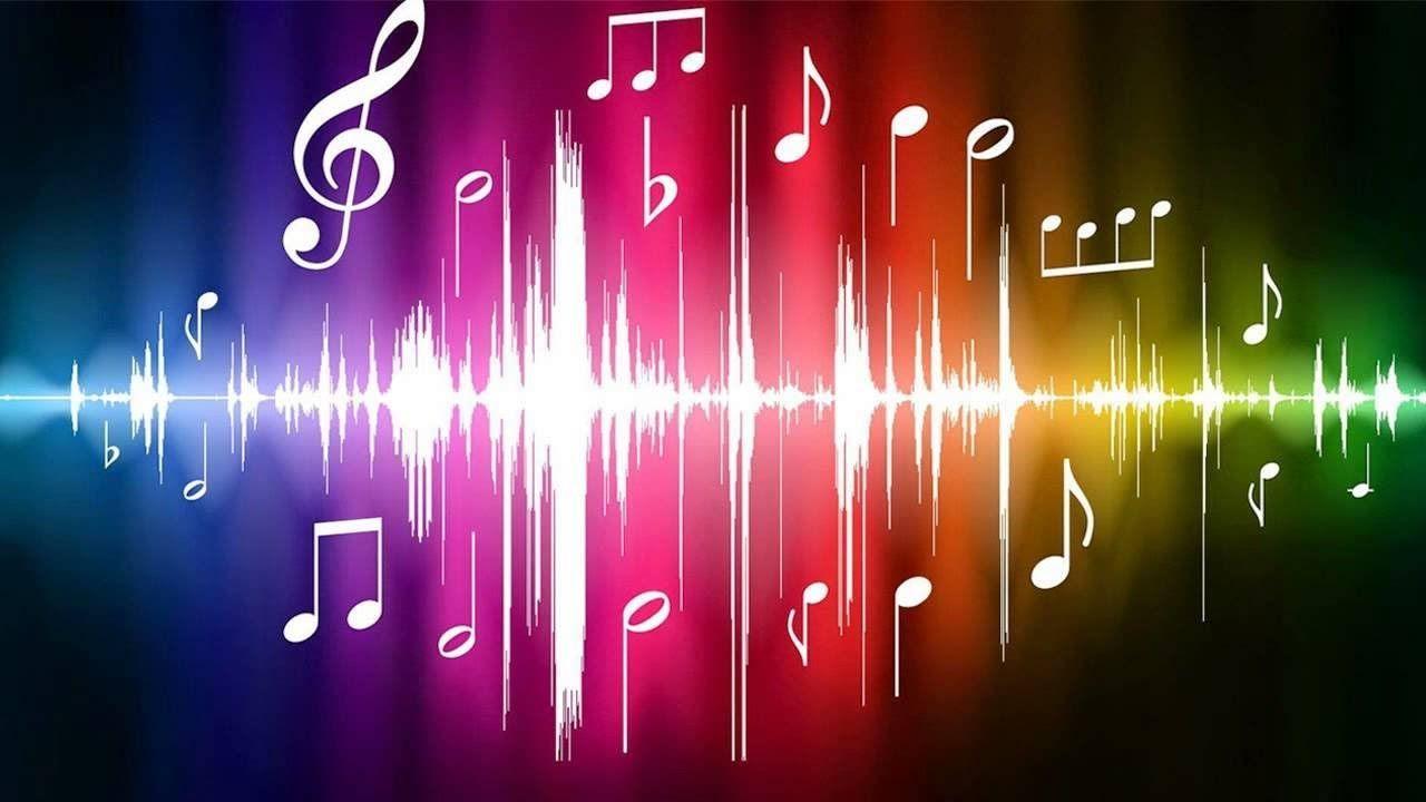 Background Music No Copyright 8 خلفيات موسيقية Music Notes Background Music Wallpaper Music Backgrounds