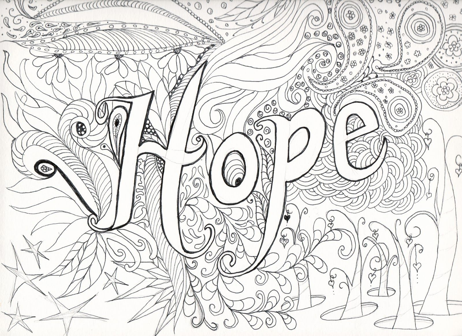 Difficult Mandala Coloring Pages Image Gallery For Intricate ...