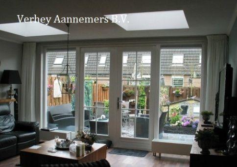 Uitbouw met twee dakramen home pinterest sweet home home and