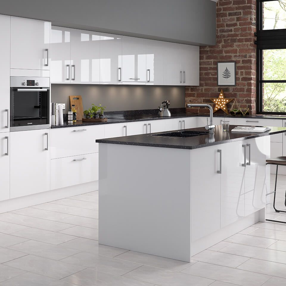 Best Kitchen Ranges Kitchens At Homebase Co Uk With Images 400 x 300