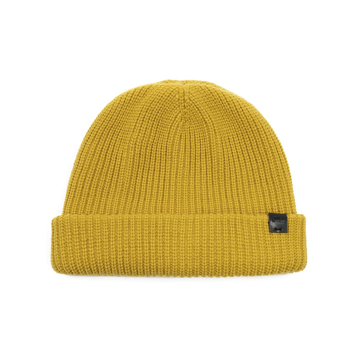 60f4049d00d Bronson – Mustard Yellow Beanie in 2019