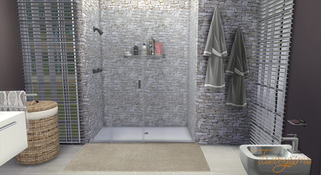 The Sims 4 CC Bath Mats By Itseveysims The Sims WooHoo