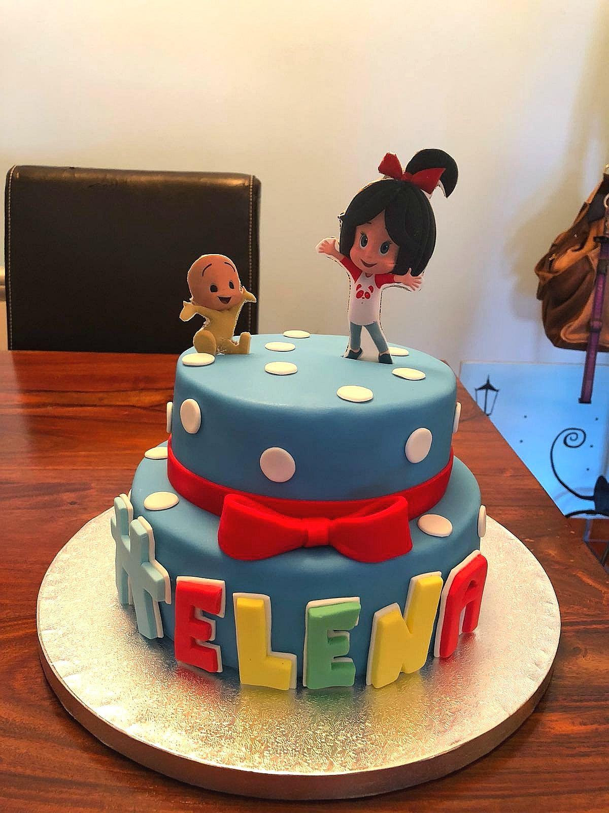 Cleo Amp Cuquin Telerin Printables Birthday Y Fiestas T