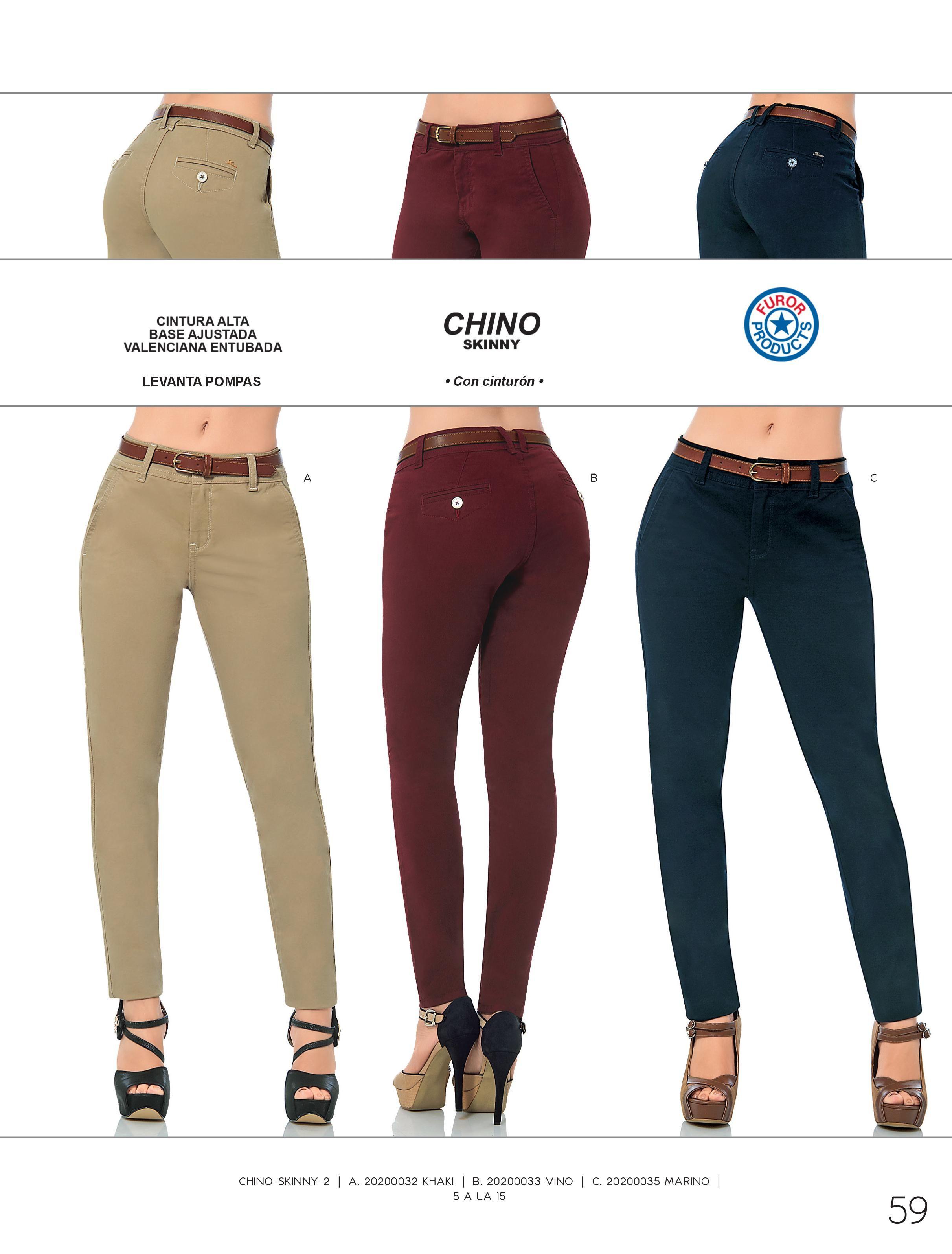 Pantalones Dama Tienda Online De Zapatos Ropa Y Complementos De Marca