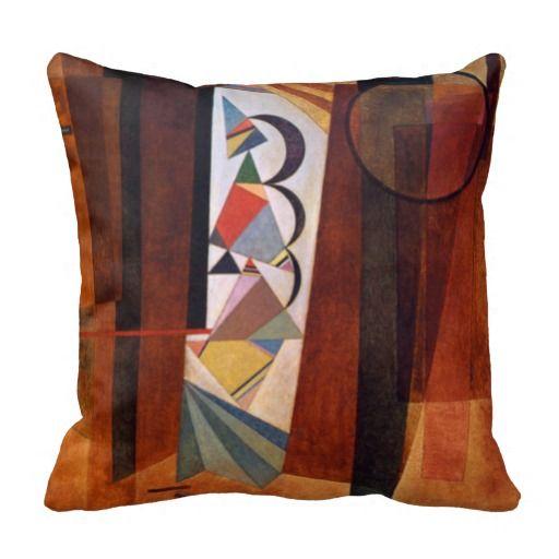 Kandinsky Abstract 'Development in Brown'