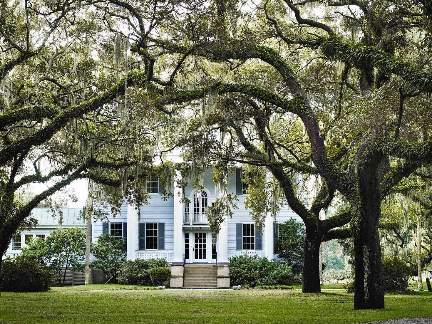 Mcleod Plantation James Island Charleston Sc