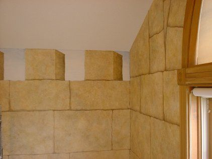 Best 25 Faux Stone Walls Ideas On Pinterest Diy