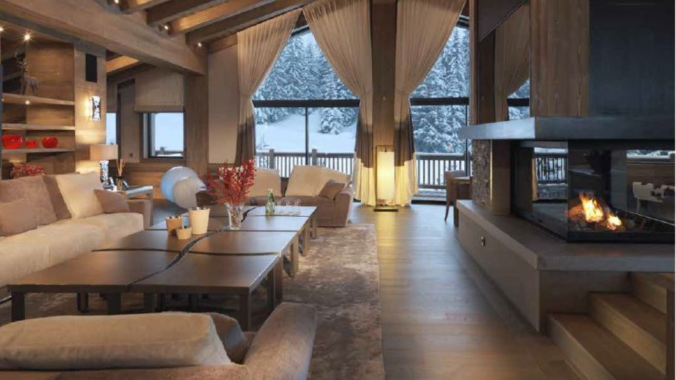 http://yhipartners.com/courchevel/rent/chalet-catherine  #yhipartners #luxurytravel #luxuryproperties #Courchevel