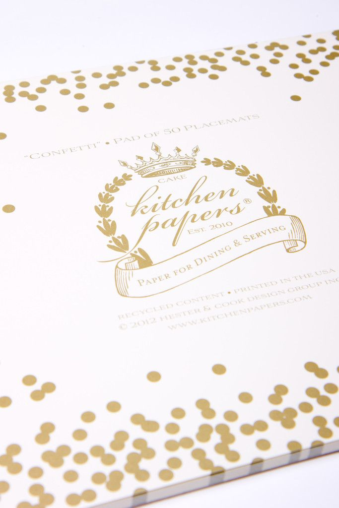 25 00 Confetti Paper Placemats Champagne Gold Wedding Wedding Paper Wedding Table Designs