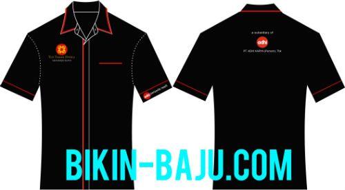 Baju Seragam Kerja Seragam Kerja Jakarta Model Seragam