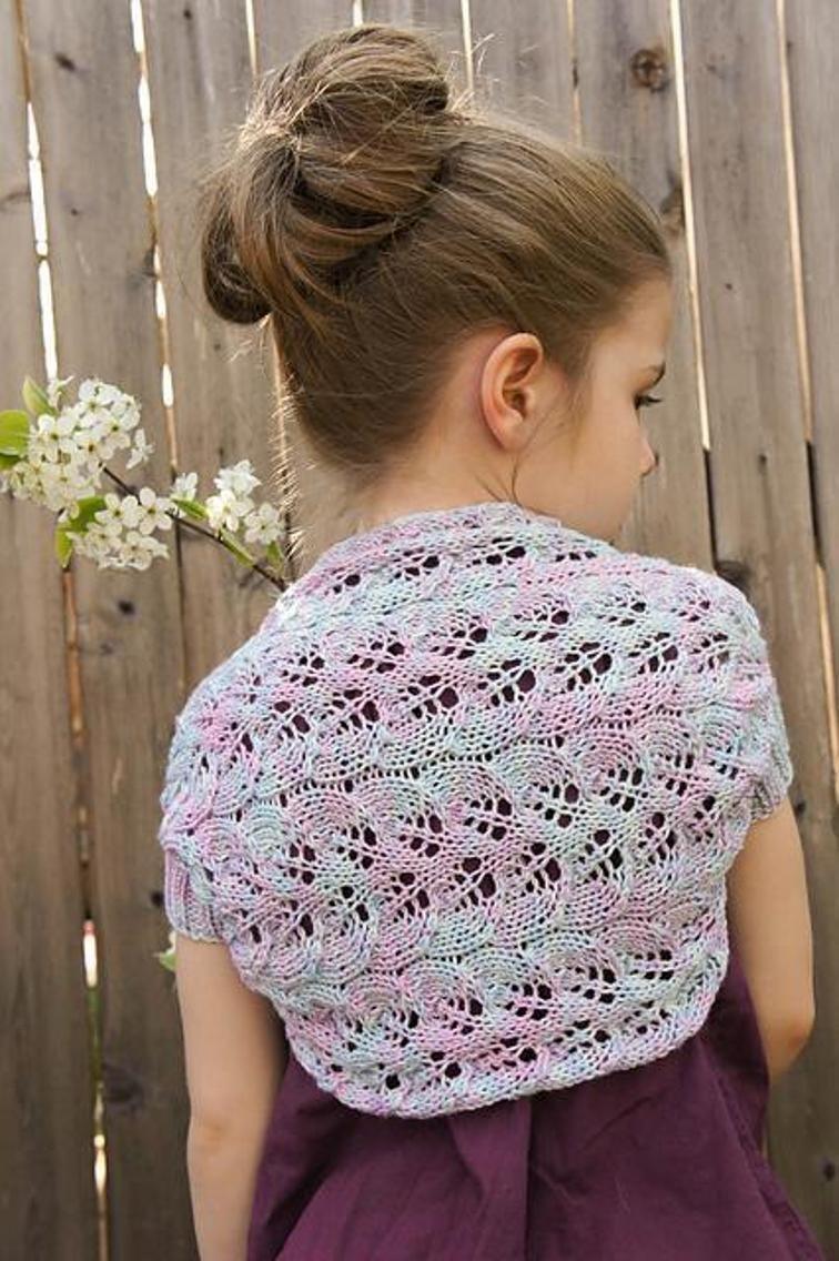 Brynna Shrug | Craftsy | Knitting Ideas | Pinterest | Knitting ideas ...