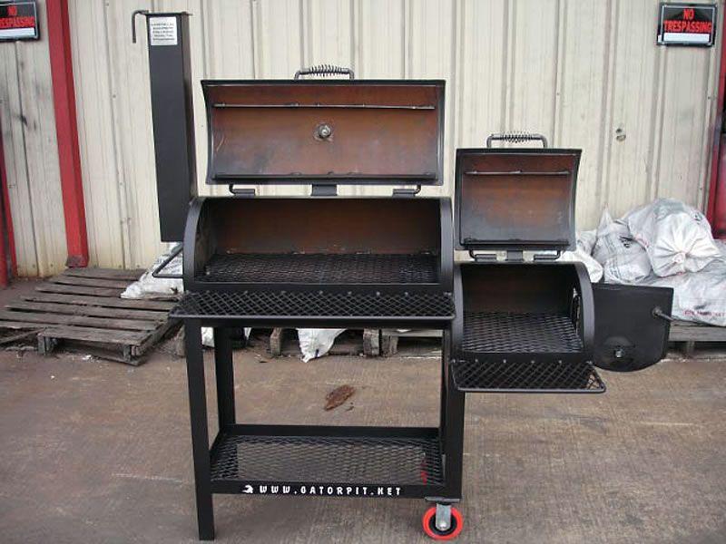 Build A Bbq Smoker Plans Barbecue Pits Grills Smokers Tailgating Barbecue Grills And Smokers Diy Bbq Bbq Pit Bbq Grill