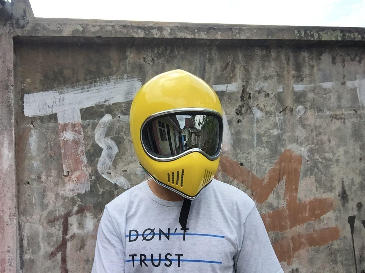Pin oleh MarkasHelmet di Helmet