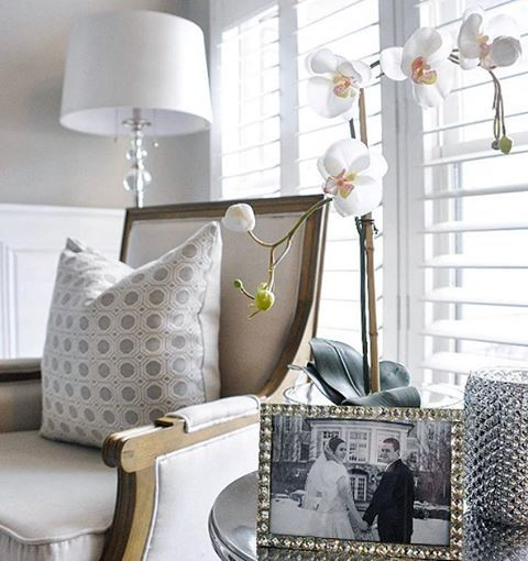 Such a dreamy space, @inspiredbydecor. Our Marie Armchair fits right in. Link in bio to shop! #myhdcstyle #sittingpretty #neutralsnevergooutofstyle