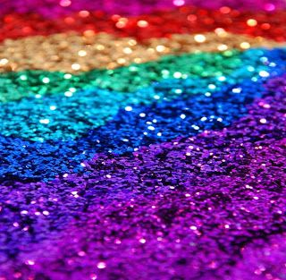 Rainbow glitter ( Joy Project The Land of Rejection