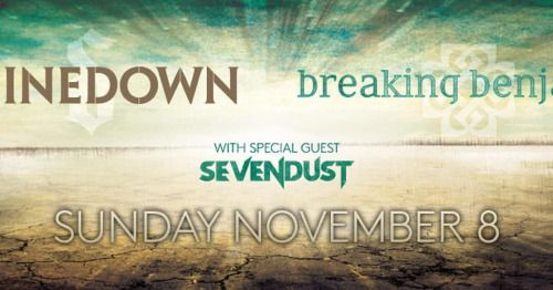 Salem VA! Its your turn to see @Shinedown at...