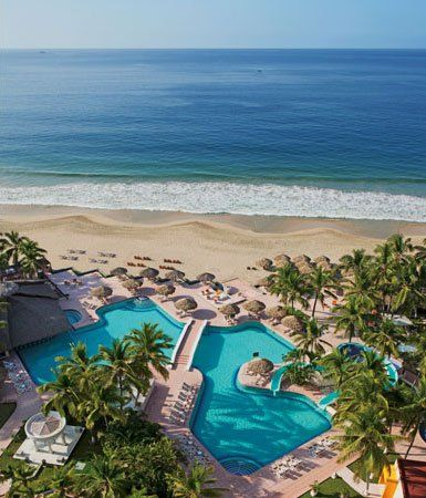 Located In On Mexico S Por Pacific Coast Can Relax At This Amazing Sun Soaked Escape Sunscape Dorado Pacifico Ixtapa