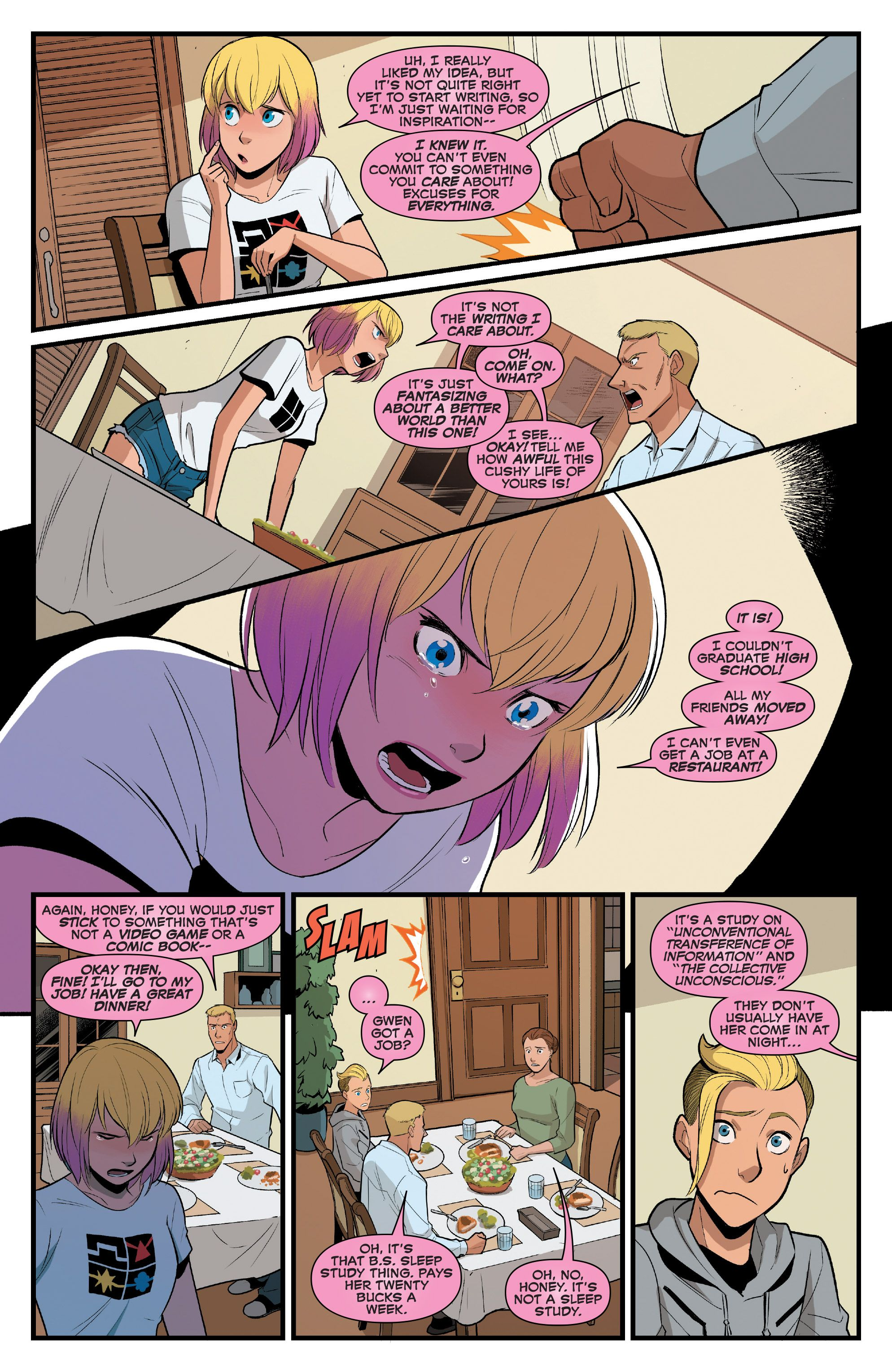The Unbelievable Gwenpool Issue 16  Read The