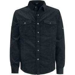 Photo of Black Premium von Emp Devils And Dust Langarmhemd Black Premium von Empblack Premium von Emp