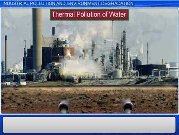Animated Video Lecture for Industrial Pollution and ...