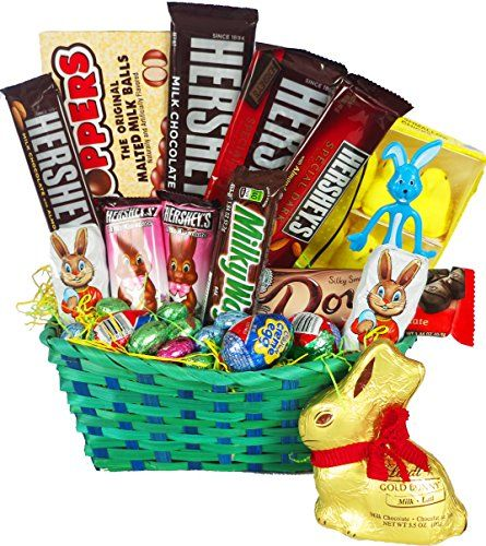Easter gifts gifts for holidays easter baskets pinterest easter gift negle Gallery