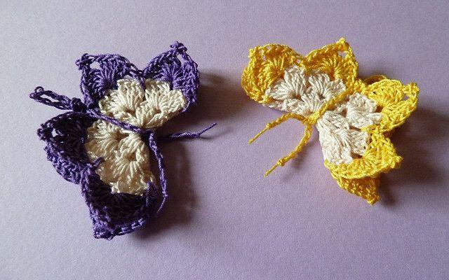 kreativ | crochet | Pinterest | Kreativ, Schmetterling häkeln und ...