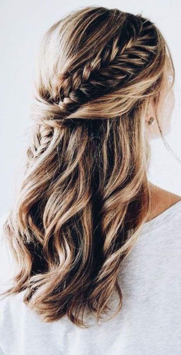Boda: los peinados más hermosos vistos en Pinterest