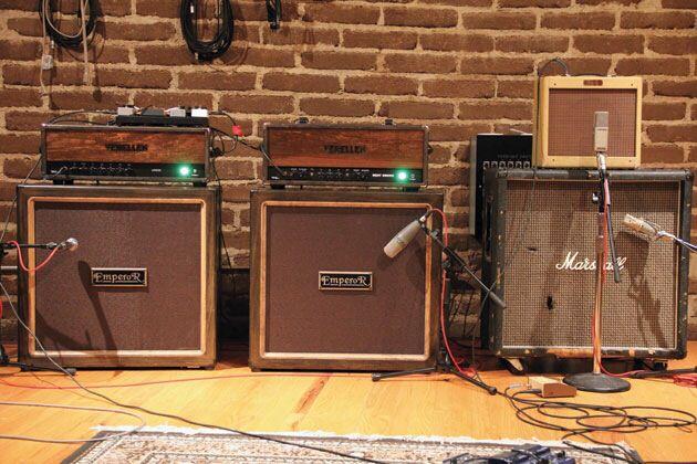 russian circles rig verellen meatsmoke head emperor 4x12 cab guitar sound in 2019 guitar. Black Bedroom Furniture Sets. Home Design Ideas