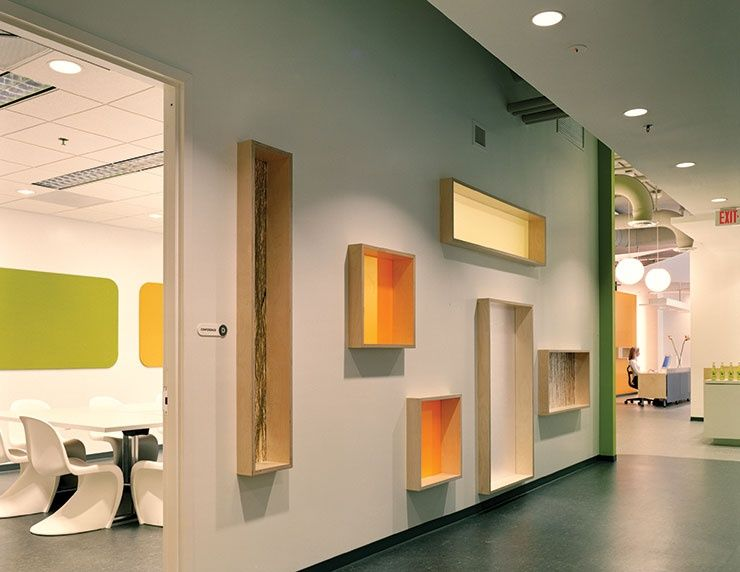 Power Players in Healthcare Design Perkins+Will