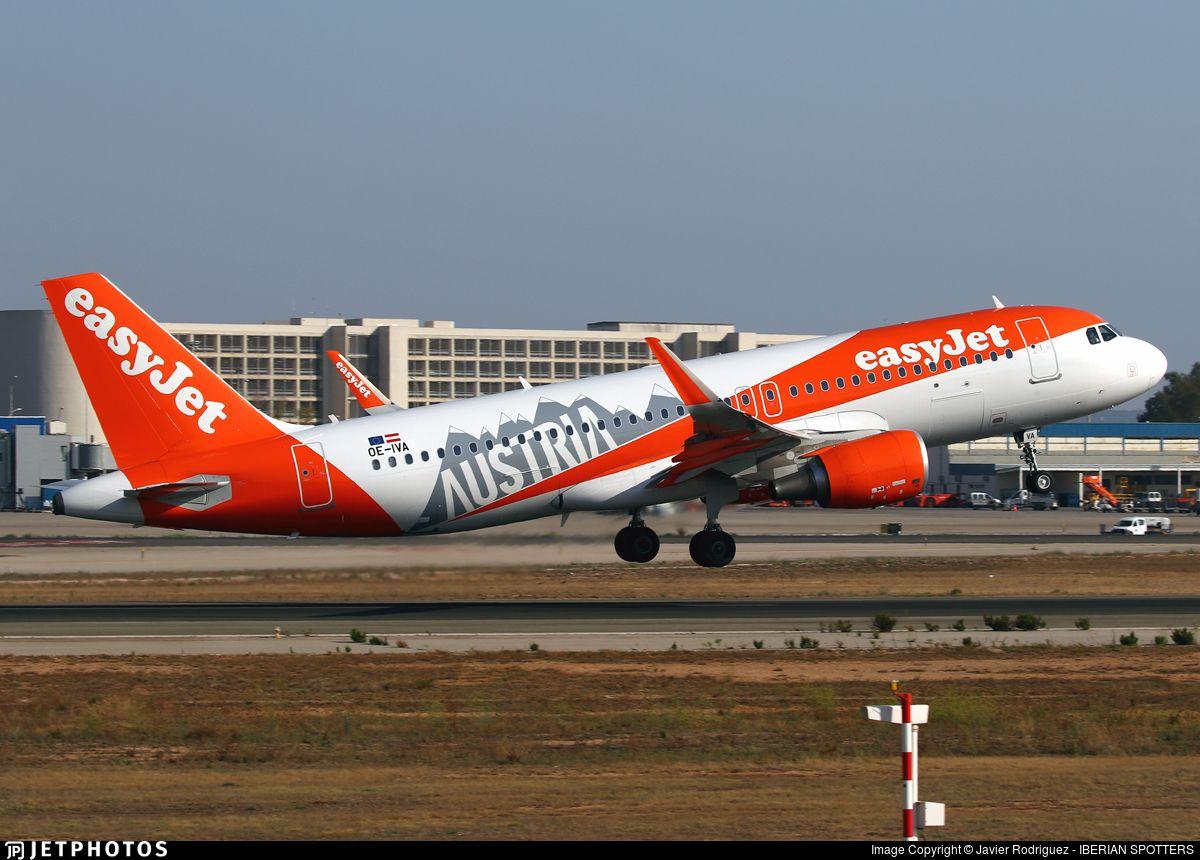 Photo Of Oe Iva Airbus A320 214 Easyjet Europe Airbus