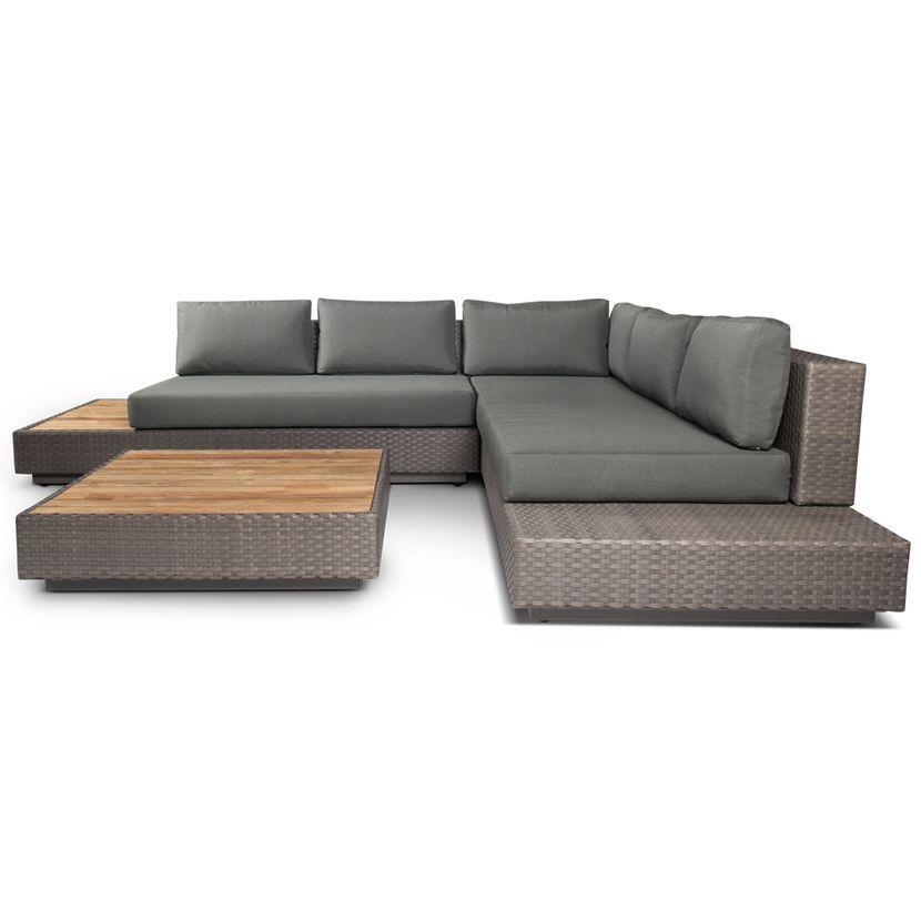 Seccional Santorini Rosen Chile Cl Rosen Chile Outdoor Sectional Sectional Sofa Outdoor Decor