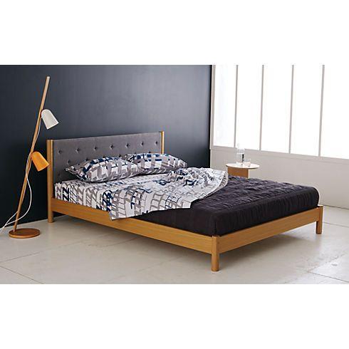 Best Peg Leg Bed In Bedroom Furniture Cb2 Modern Bed Frame 400 x 300