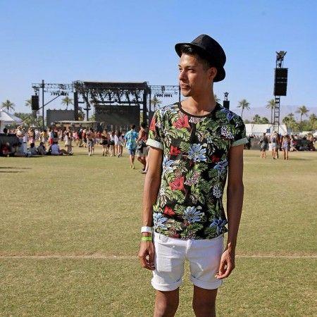 Flores | Festival | Pinterest | Coachella