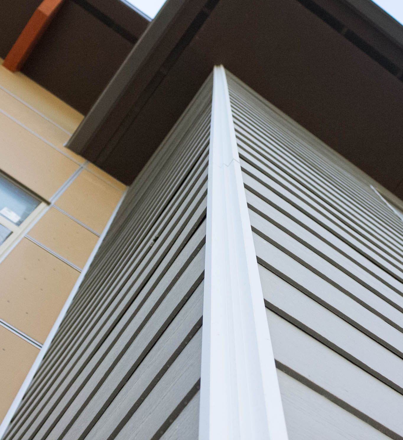 Built by allura fiber cement siding architecture for Architectural siding
